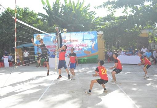 Sơn Trà: Giải thể thao công nhân viên chức lao động