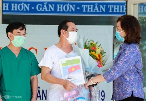 Bệnh nhân cuối cùng xuất viện, Đà Nẵng 'sạch' Covid-19