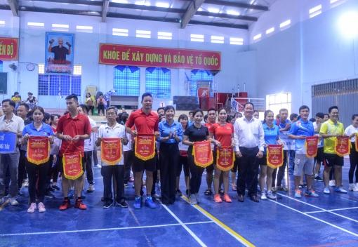 Sơn Trà: Khai mạc giải thể thao CNVCLĐ năm 2020