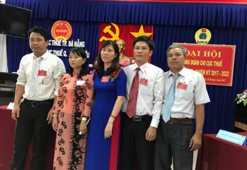 Công đoàn Chi cục Thuế quận Liên Chiểu:  Đại hội lần thứ VIII