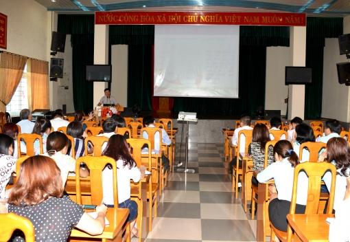 Đảng ủy Liên đoàn Lao động TP Đà Nẵng tổ chức quán triệt Nghị quyết Đại hội XII của Đảng & Nghị quyết XXI Đảng bộ thành phố Đà Nẵng