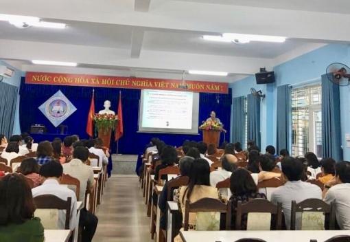 Ngành Giáo dục: Tổ chức tập huấn Ban Thanh tra nhân dân