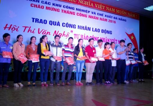 Ngày hội tự hào công nhân Việt Nam năm 2016