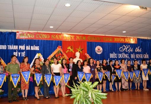 Hội thi Điều dưỡng - Hộ sinh giỏi ngành Y tế thành phố Đà Nẵng lần thứ III, năm 2016