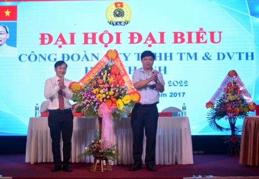 Công đoàn Công ty TNHH Thương mại & Dịch vụ tổng hợp Hòa Khánh Đại hội lần thứ II