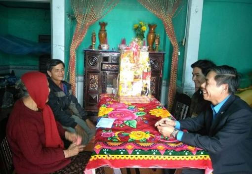 """CNVCLĐ huyện Hoà Vang với phong trào """"Đền ơn đáp nghĩa"""""""