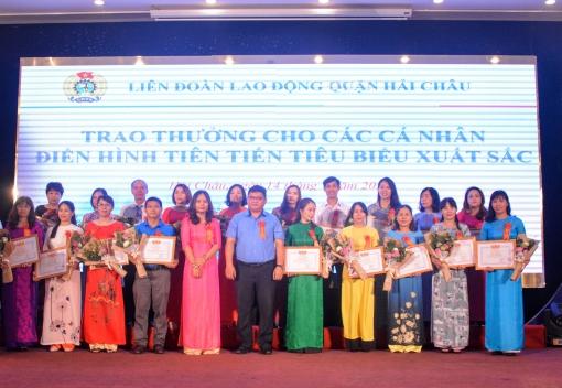 Hải Châu: biểu dương 95 điển hình tiên tiến trong phong trào thi đua yêu nước