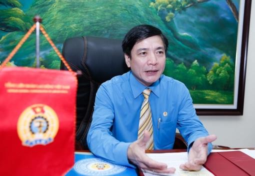 Thư của Chủ tịch Tổng LĐLĐ VN gửi cán bộ, đoàn viên, CNVCLĐ nhân Ngày thành lập Công đoàn Việt Nam