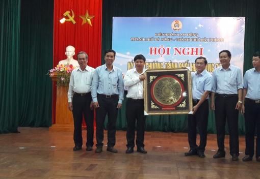 LĐLĐ TP Đà Nẵng & Hải Phòng: thúc đẩy phối hợp công tác