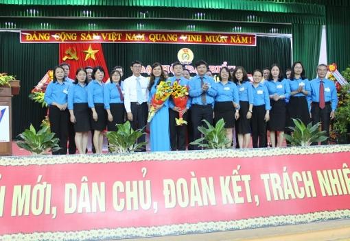Đại hội Đại biểu Công đoàn quận Sơn Trà lần thứ V, nhiệm kỳ 2017-2022