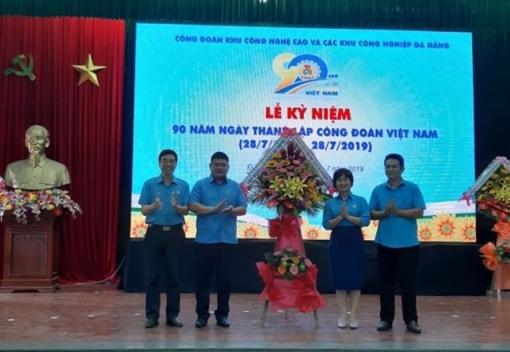 Biểu dương 113 cá nhân tiêu biểu nhân kỷ niệm 90 năm Ngày thành lập Công đoàn Việt Nam