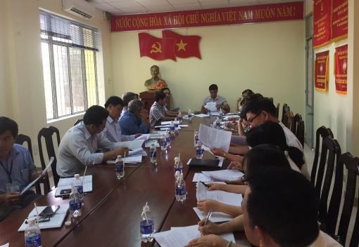 Sơn Trà: Hội nghị Ban Chấp hành Liên đoàn Lao động quận lần thứ 17