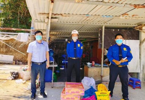Ngũ Hành Sơn: Trao 19 suất hỗ trợ cho công nhân trên địa bàn phường Khuê Mỹ