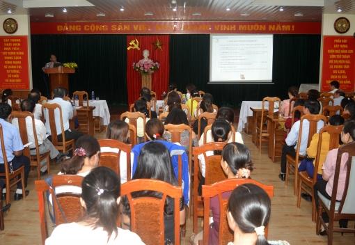 Ngũ Hành Sơn: tập huấn công tác Thanh tra nhân dân