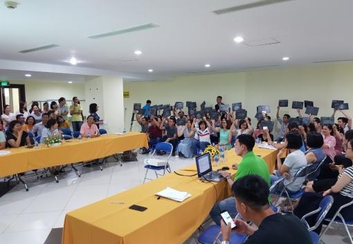 Sơn Trà: Hội thi tìm hiểu pháp luật trong các Công đoàn cơ sở  doanh nghiệp