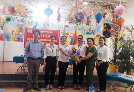 Liên Chiểu: Trường MN Ánh Dương tổ chức Đại hội Công đoàn lần thứ I