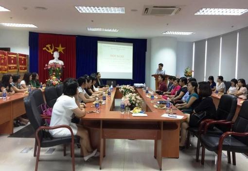Nữ CNVCLĐ ngành GTVT gặp mặt nhân kỷ niệm 86 năm Ngày thành lập Hội LHPN Việt Nam 20/10.
