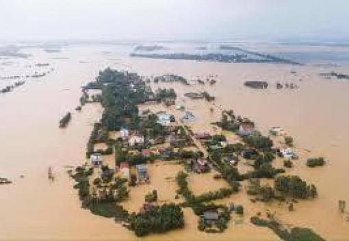 Thư kêu gọi đóng góp ủng hộ đồng bào các tỉnh miền Trung bị thiệt hại do bão lũ