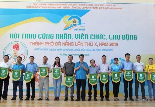 Hội thao CNVCLĐ truyền thống lần thứ X thu hút gần 300 vận động viên tham gia