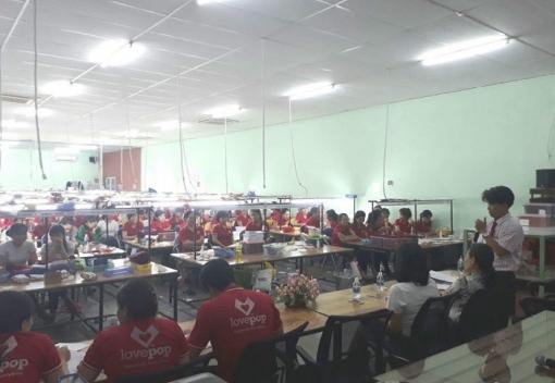 Công ty TNHH Lovepop Việt Nam: Đại hội Công đoàn lần thứ I
