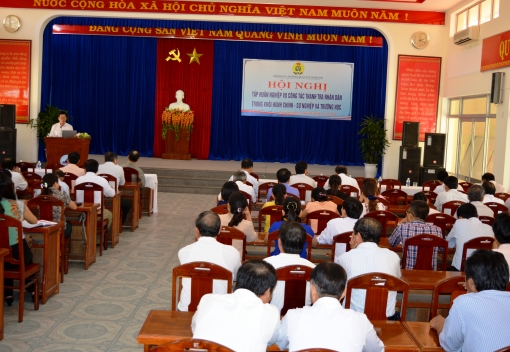 Liên đoàn Lao động quận Ngũ Hành Sơn tập huấn nghiệp vụ Thanh tra nhân dân cho cán bộ Công đoàn