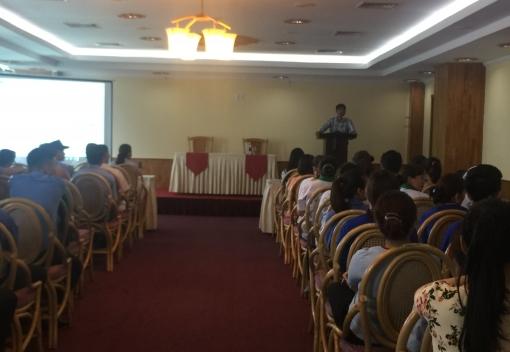 LĐLĐ quận Hải Châu tuyên truyền An toàn vệ sinh thực phẩm