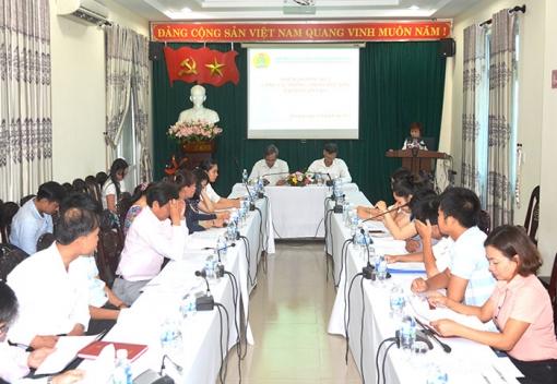 Liên đoàn Lao động thành phố tổng kết công tác phòng, chống HIV/AIDS tại nơi làm việc