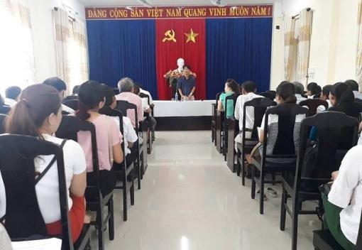Liên Chiểu: Tổ chức Hội nghị quán triệt tình hình an ninh trật tự