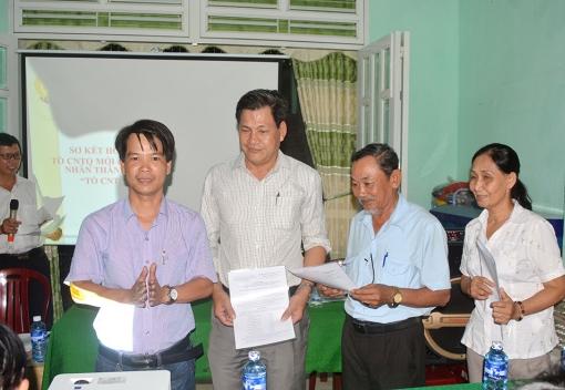 Liên Chiểu: sơ kết hoạt động Tổ công nhân tự quản khu nhà trọ