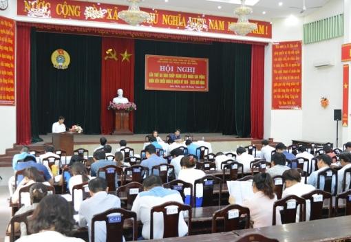 Liên Chiểu: Hội nghị Ban Chấp hành lần thứ 3 (Mở rộng)