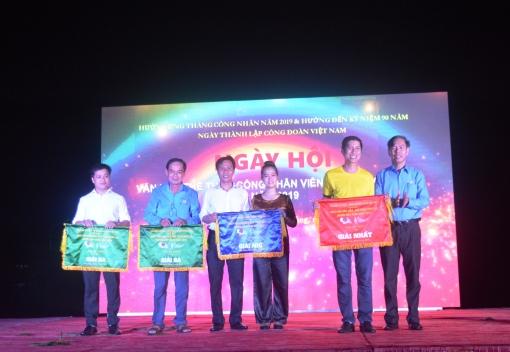 Hòa Vang: tổ chức Ngày hội văn hóa, thể thao CNVCLĐ