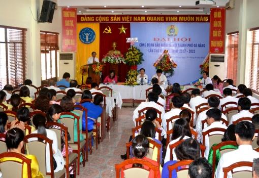 Bảo hiểm xã  hội TP Đà Nẵng: Đại hội Công đoàn lần thứ VIII