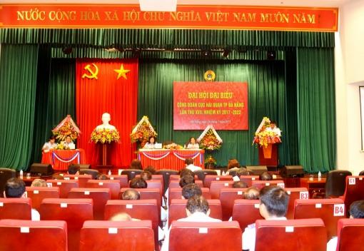 Đại hội đại biểu Công đoàn Cục Hải quan lần thứ XVII.