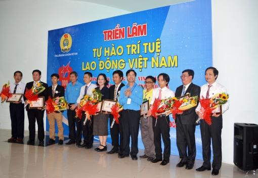 Tôn vinh trí tuệ mang thương hiệu Việt