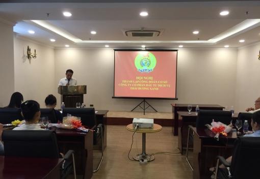 LĐLĐ Quận Sơn Trà thành lập, ra mắt CĐCS theo phương pháp mới