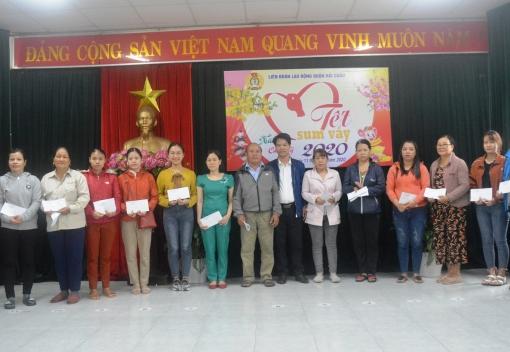 LĐLĐ quận Hải Châu trao 400 suất quà cho đoàn viên