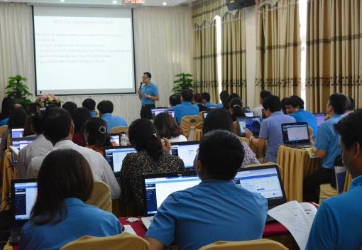 Hướng dẫn sử dụng hệ thống phần mềm quản lý đoàn viên Công đoàn