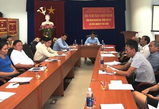 Hội nghị lần thứ 5 Ban Chấp hành Công đoàn ngành Giao thông vận tải