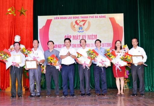 Liên đoàn Lao động thành phố Đà Nẵng: Kỷ niệm 87 năm Ngày thành lập Công đoàn Việt Nam