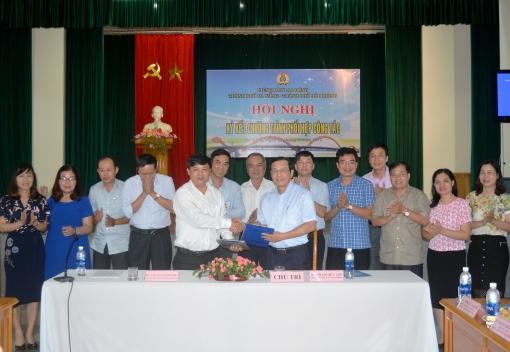 LĐLĐ TP Đà Nẵng & Hải Phòng: ký kết Chương trình phối hợp công tác