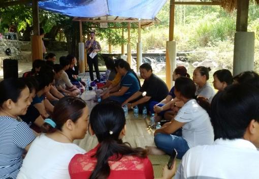 LĐLĐ quận Liên Chiểu tập huấn công tác nữ công cho cán bộ Công đoàn các cấp