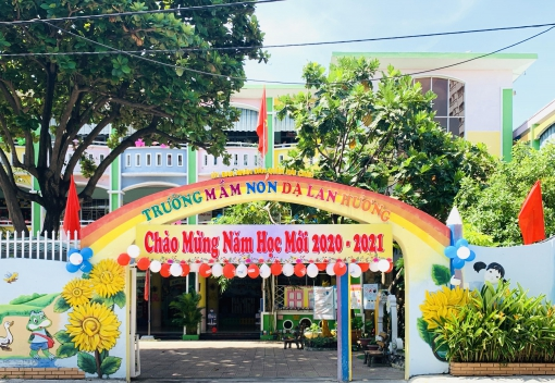 Video Clip bài tập thể dục giữa giờ của CĐCS Trường MN Dạ Lan Hương, thuộc LĐLĐ quận Hải Châu