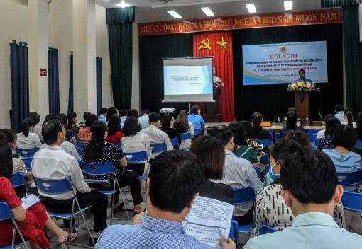 Hội nghị nói chuyện chuyên đề và tập huấn công tác tài chính năm 2020