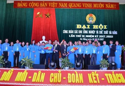 Công đoàn các Khu Công nghiệp & Chế xuất Đà Nẵng Đại hội lần thứ IV