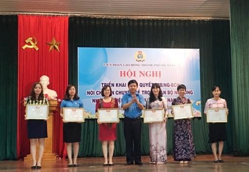 Triển khai Nghị quyết 12b/NQ-BCH và sinh hoạt chuyên đề nhân Ngày Phụ nữ Việt Nam 20/10.