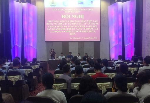 Hải Châu: Tư vấn pháp luật tại doanh nghiệp