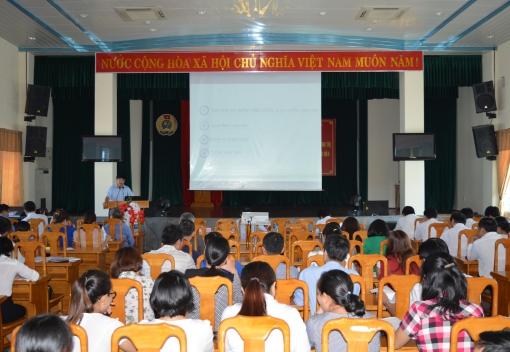 Liên đoàn Lao động thành phố Đà Nẵng triển khai Nghị quyết số 09b/NQ-BCH của Ban Chấp hành Tổng LĐLĐ Việt Nam