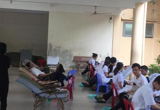 Hải Châu: phát động ngày hội hiến máu tình nguyện