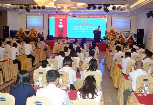 Đại hội lần thứ I Công đoàn Sở Du lịch Đà Nẵng