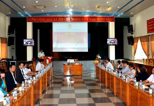 Liên đoàn Lao động thành phố Đà Nẵng tổ chức gặp mặt nhân Ngày Nhà giáo Việt Nam 20/11